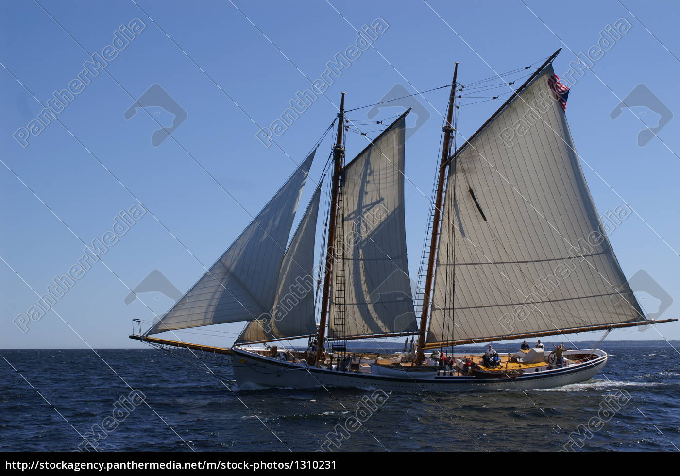 schooner, american, eagle - 1310231