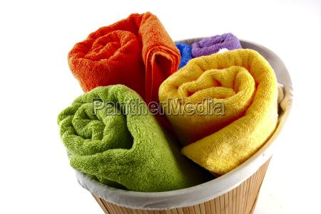bath, towels - 1311767