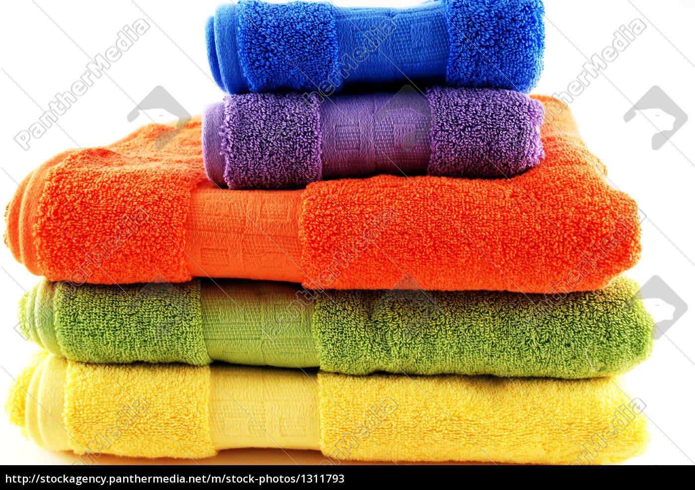 bath, towels - 1311793