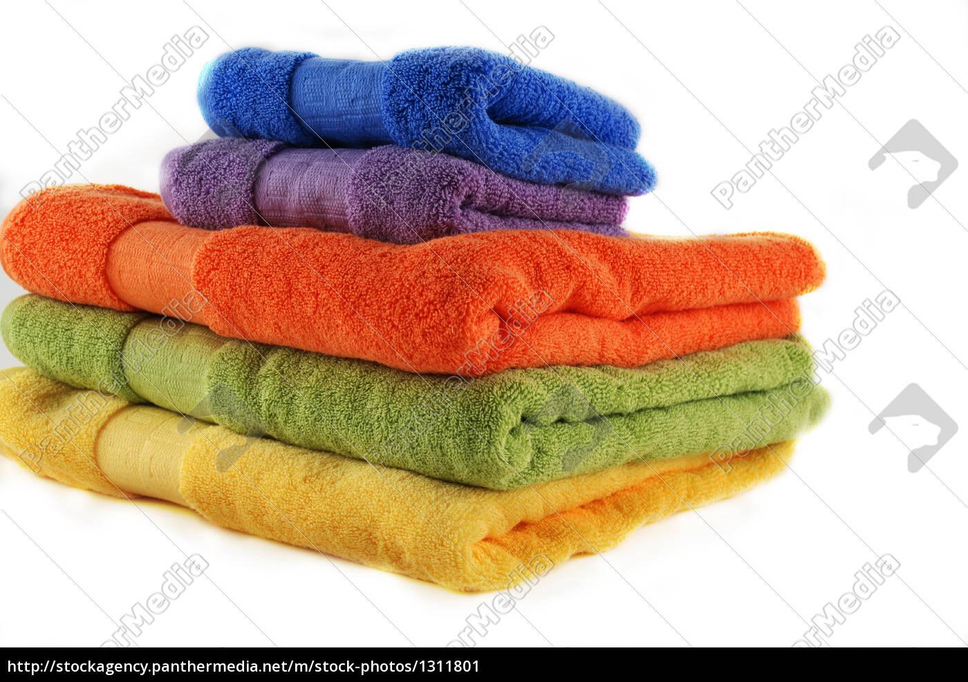 bath, towels - 1311801