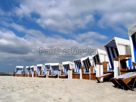 beach, chairs - 1311659