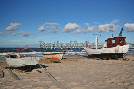 koserow, beach, property - 1312629