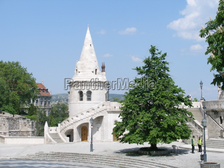 the, fishermen, bastion, in, budapest - 1313521