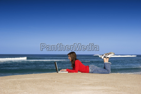 outdoor, work, on, laptop - 1321303