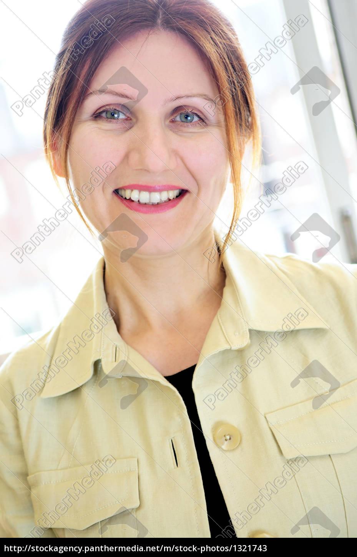 portrait, of, a, mature, woman - 1321743