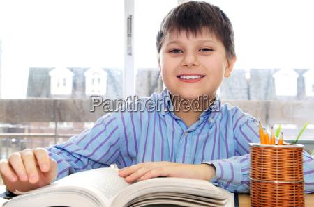 school, boy, studying - 1321745