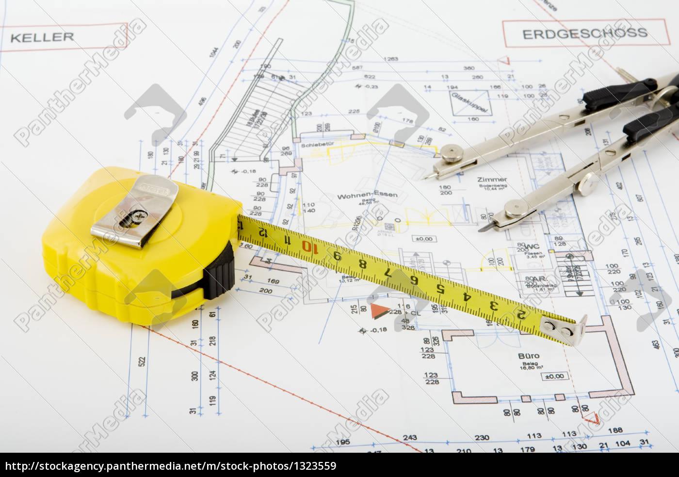 house, construction, plan - 1323559