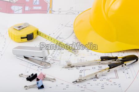 house, construction, plan - 1323565