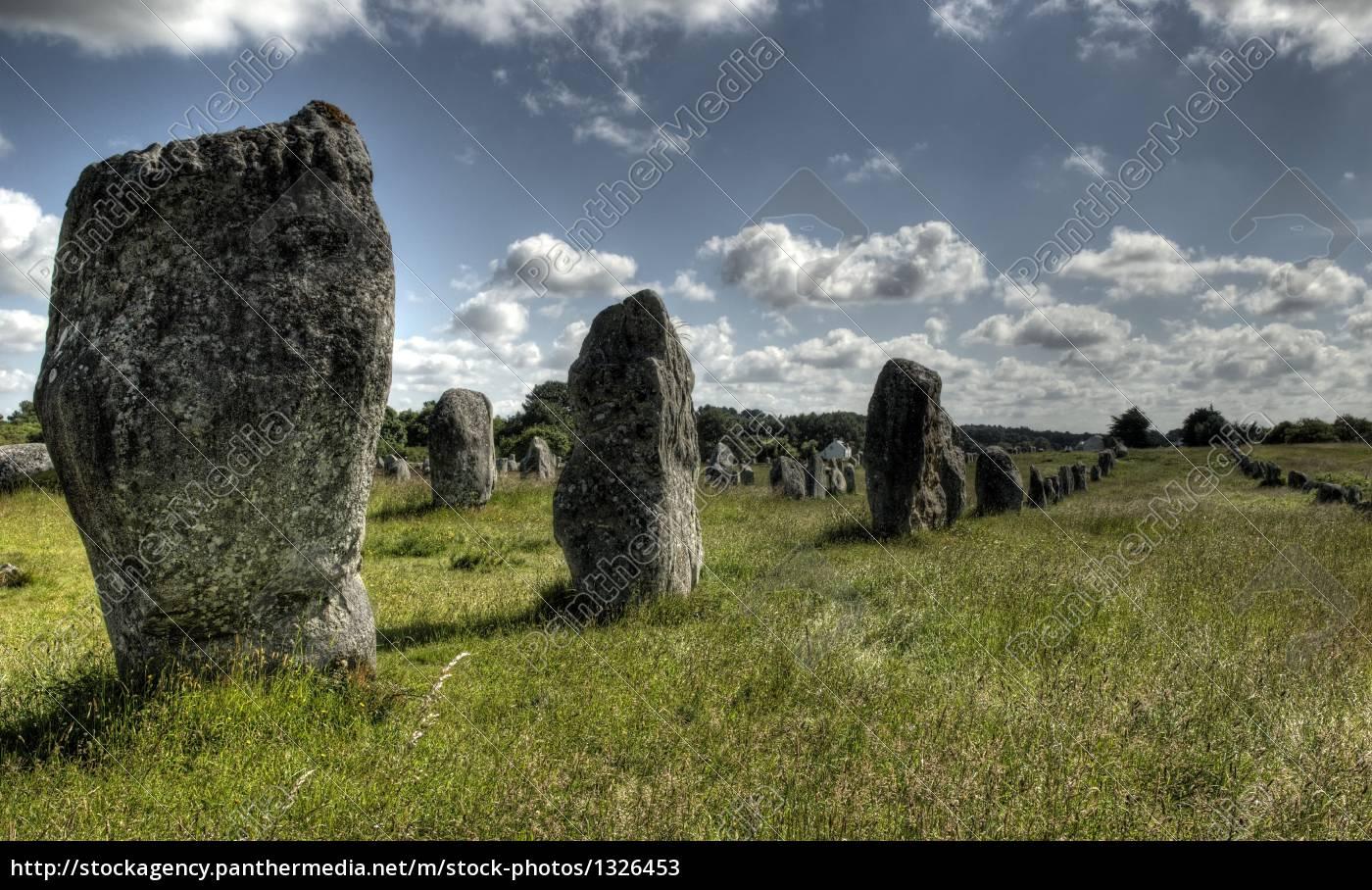 dolmen, of, carnac - 1326453