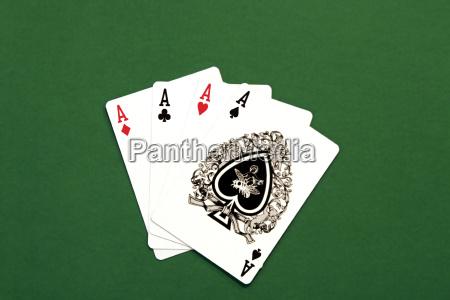 four, aces - 1328505