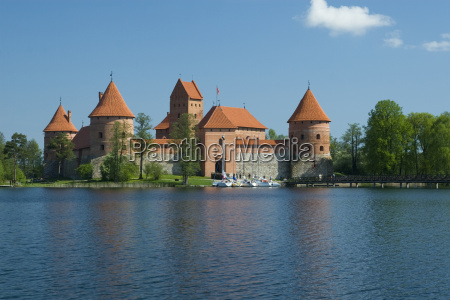 wasserburg, trakai - 1328647