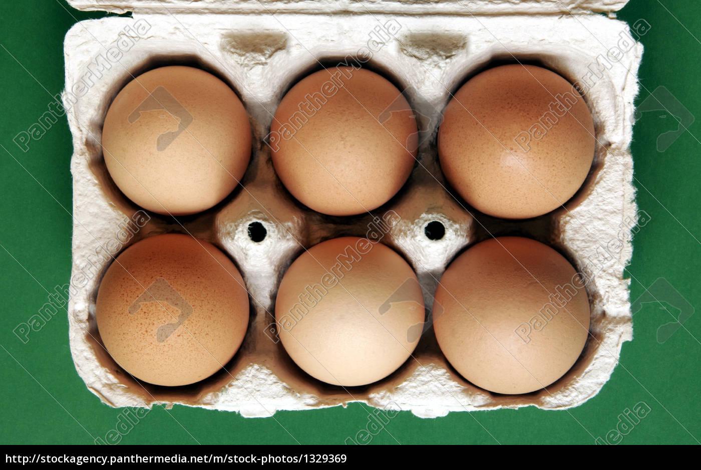 six, eggs - 1329369