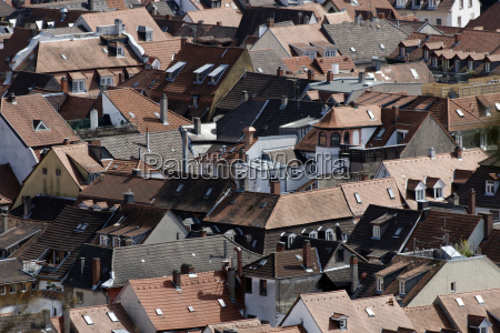 roofs of heidelberg
