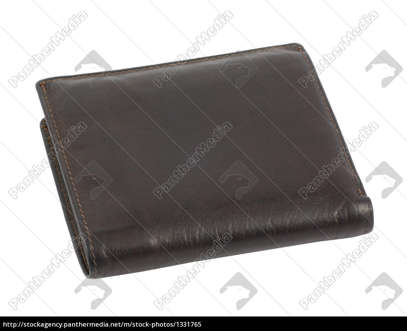 brown, leather, wallet - 1331765