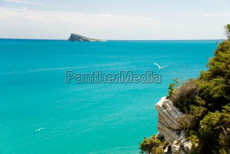 cliffs, at, the, sea-benidorm, benidorm - 1332709