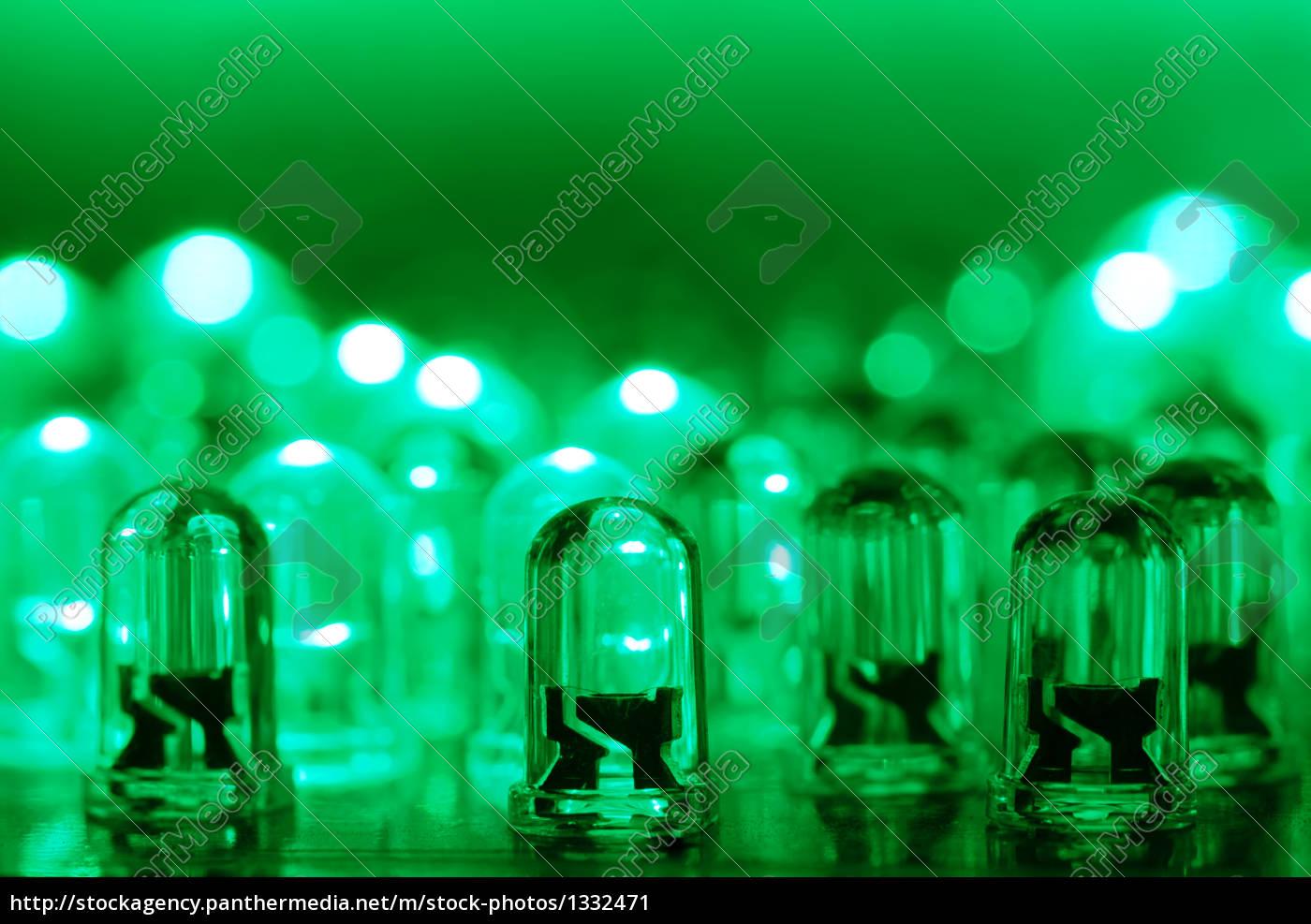 green, leds - 1332471