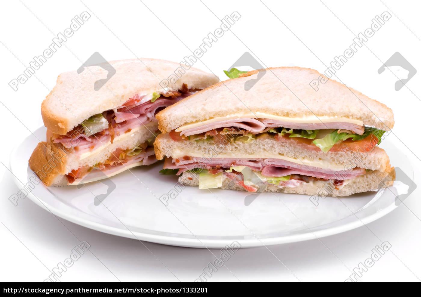 club, sandwich - 1333201