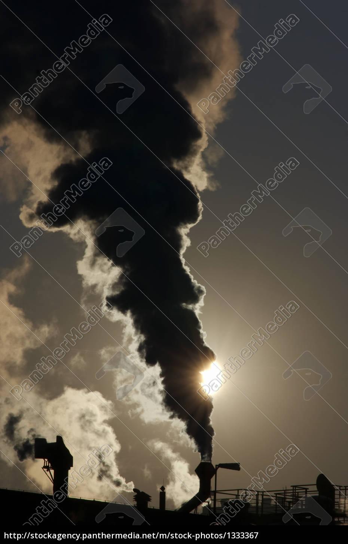 covered, sun, -, gaseous, air, pollution - 1333367