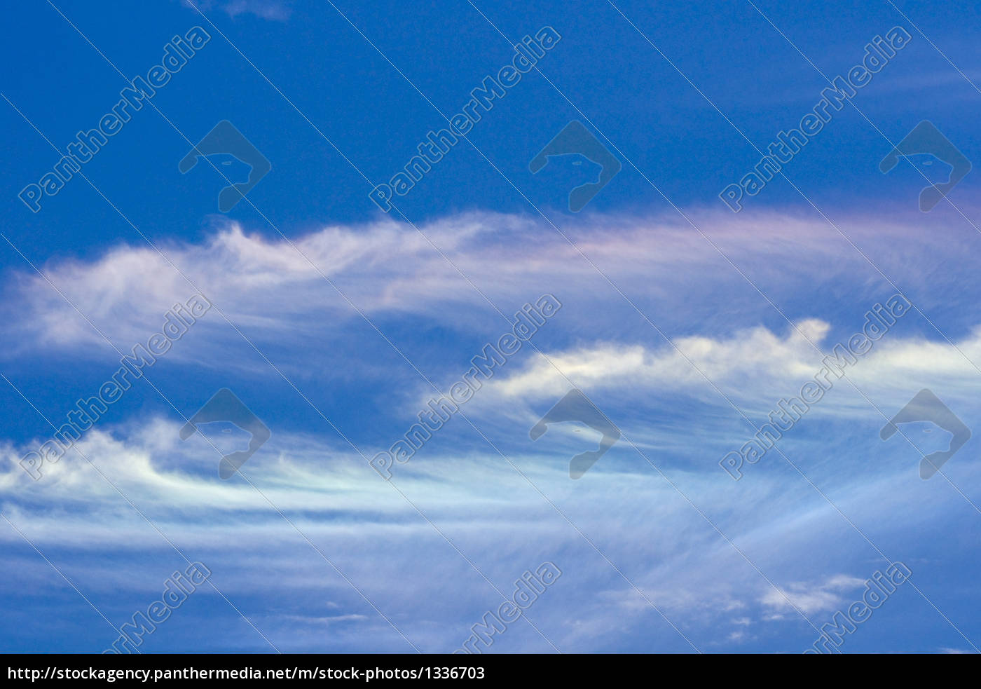 cirrus, clouds - 1336703