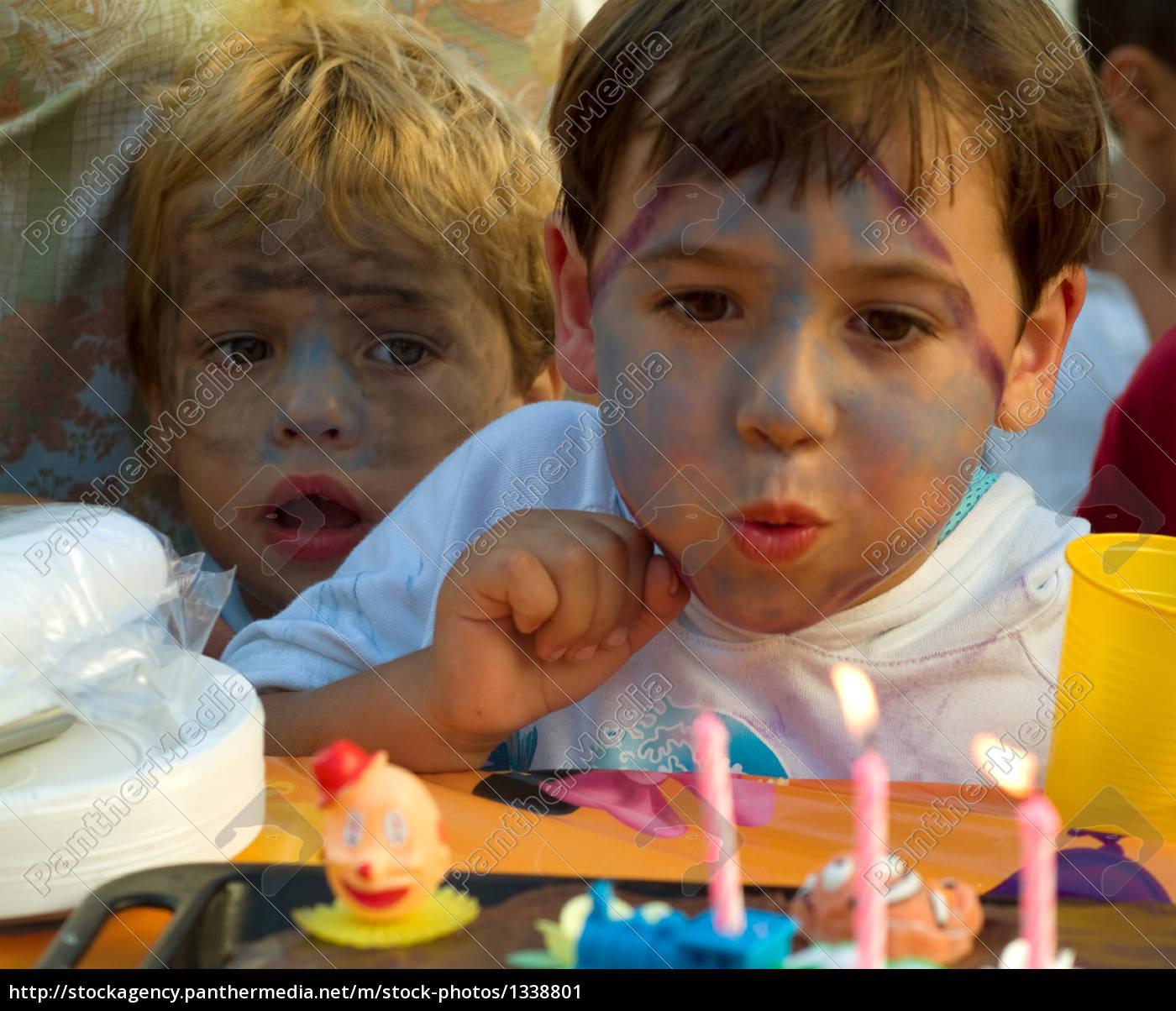 boy, in, his, birthday - 1338801