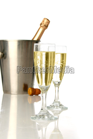 celebration, with, champagne - 1338249