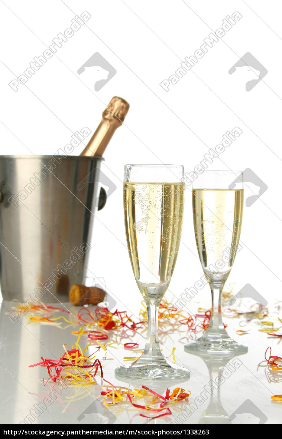 celebration, with, champagne - 1338263
