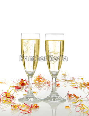 celebration, with, champagne - 1338271