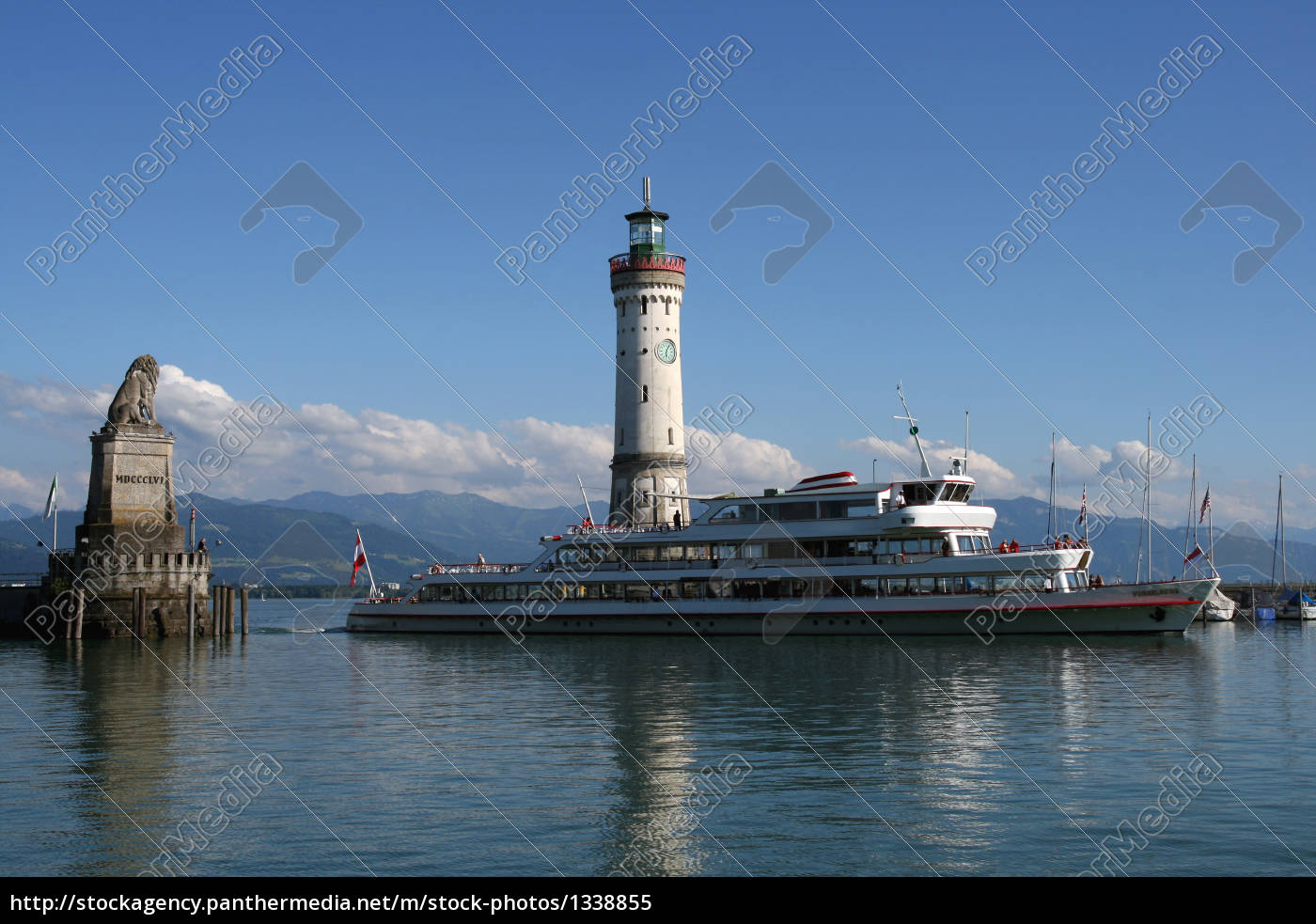entrance, to, the, port, of, lindau - 1338855