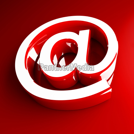 fine, image, of, red, email, symbol - 1339103