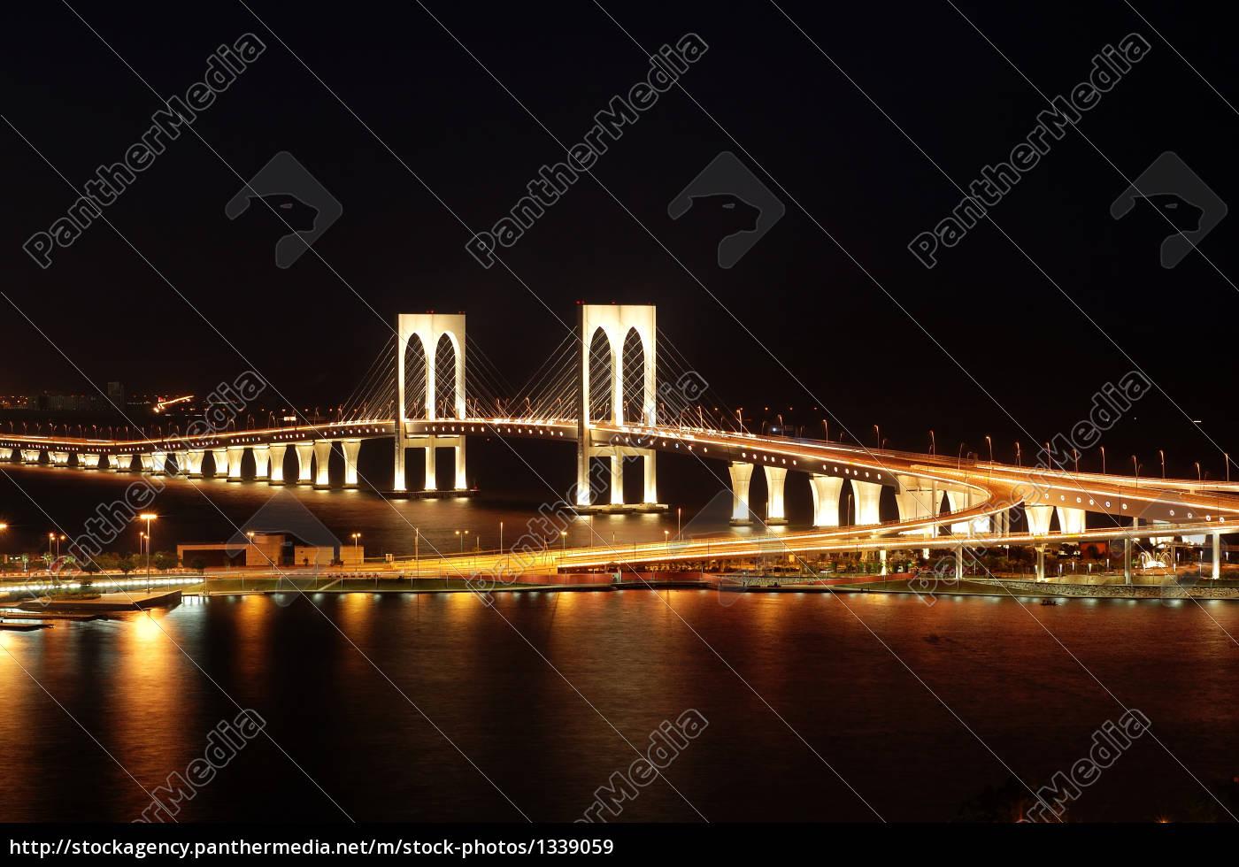 sai, wan, bridge, , macau - 1339059