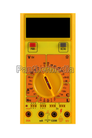 digital, multimeter - 1343259
