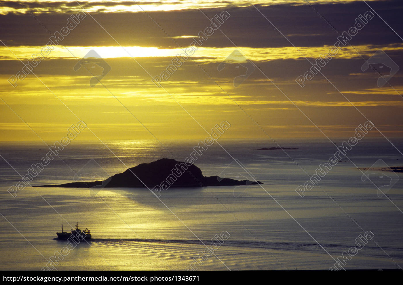ship, at, alesund, norway - 1343671