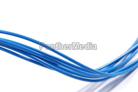 blue, cables - 1346541