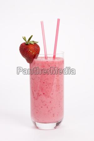 strawberry, milkshake - 1346959