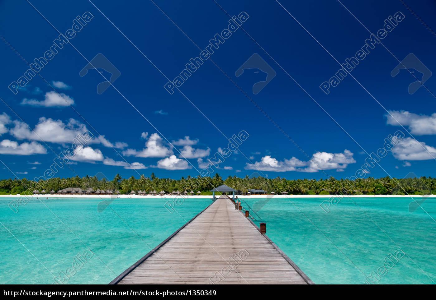 bridge, on, the, beach - 1350349