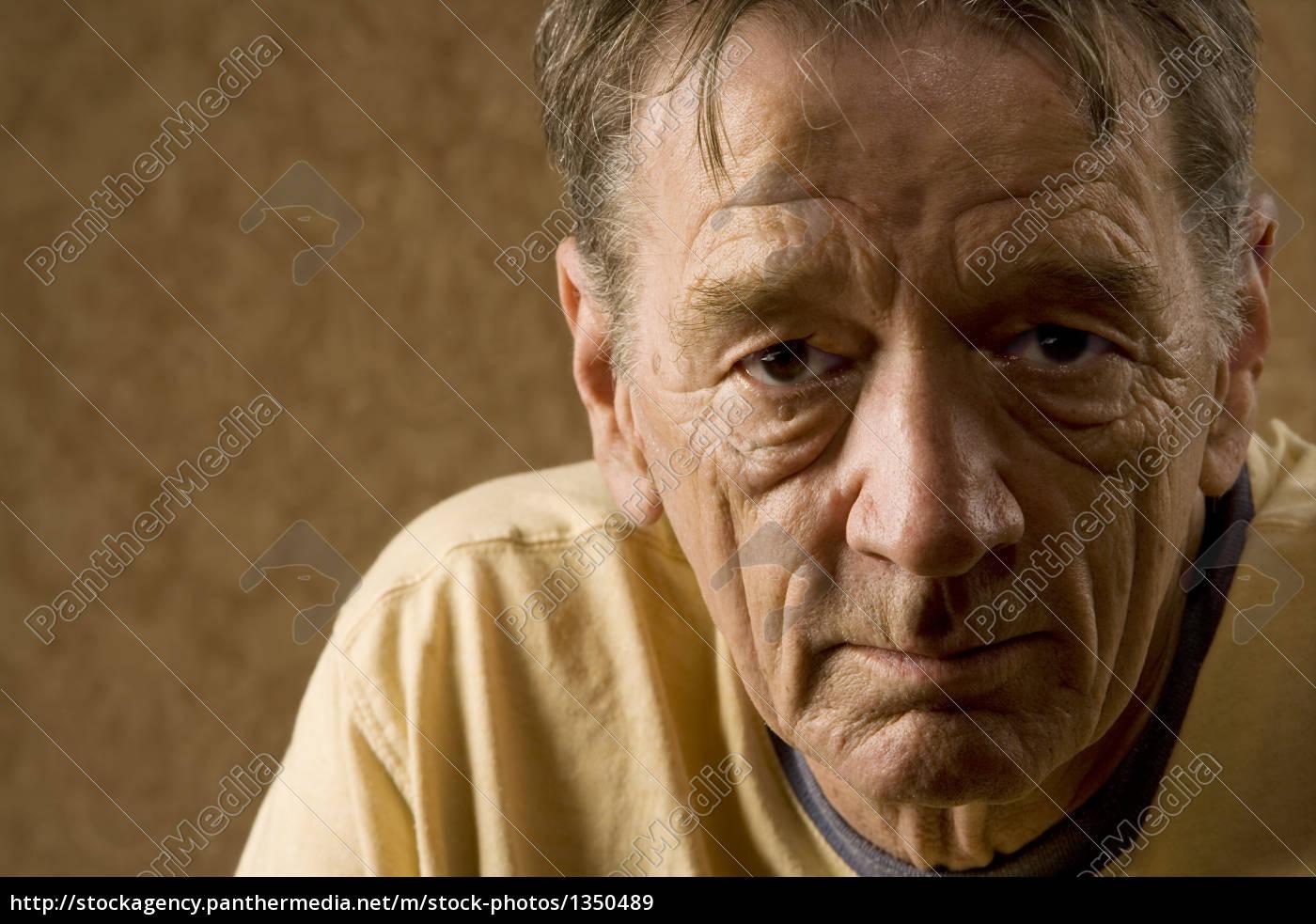 senior, man - 1350489