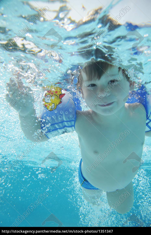 boy, appears, in, pool, 3 - 1351347