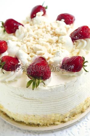 isolated, cake - 1351621