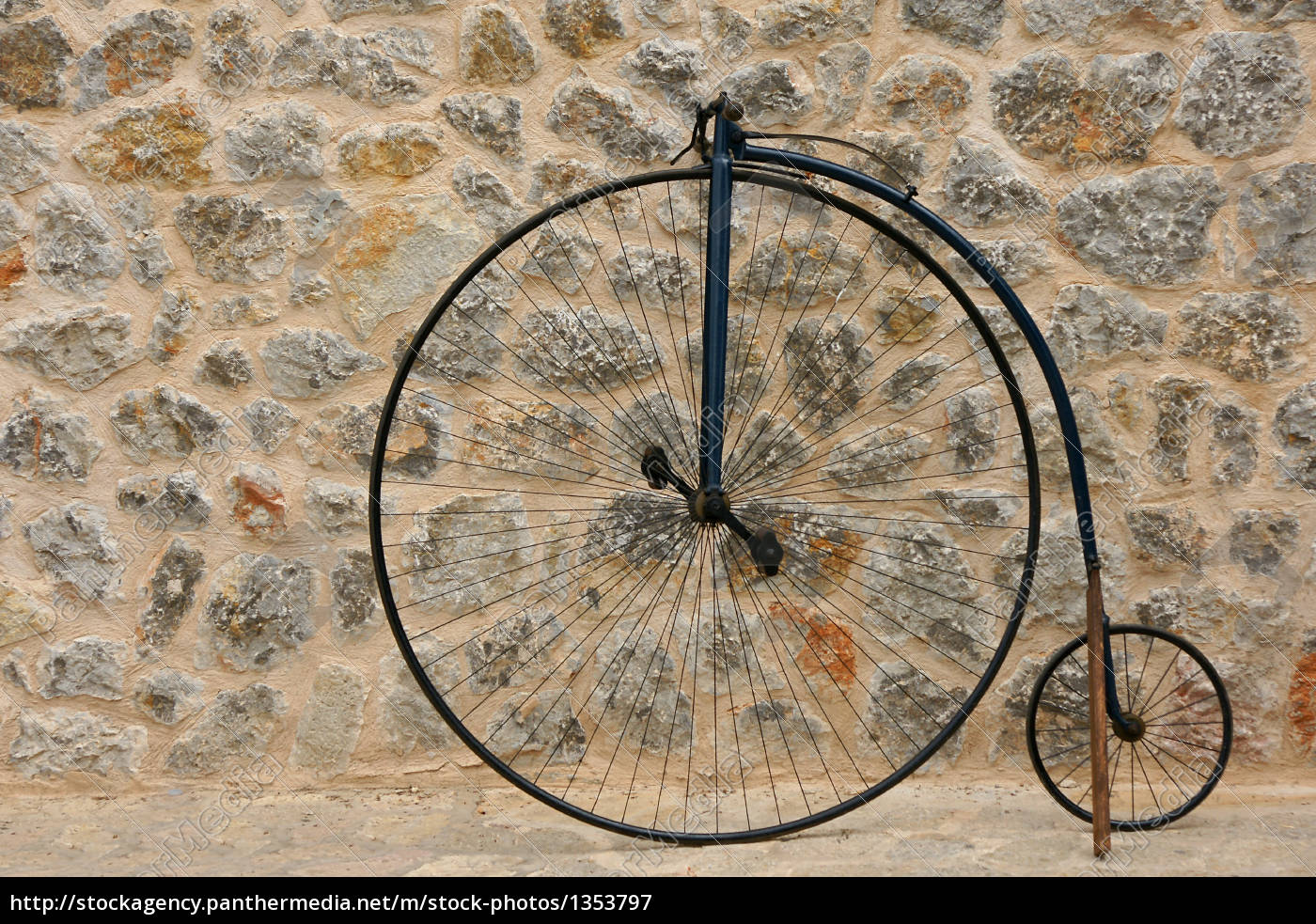 penny-farthing - 1353797