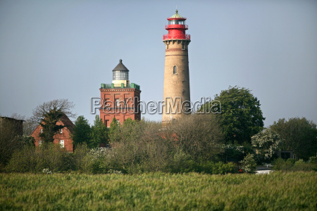 cape, arkona, lighthouse - 1354805