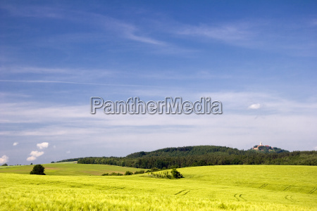 fields, before, leuchtenburg - 1354775