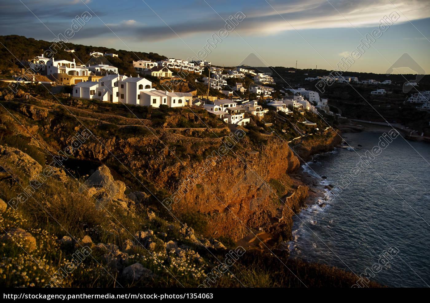 menorca, rocky, coast - 1354063