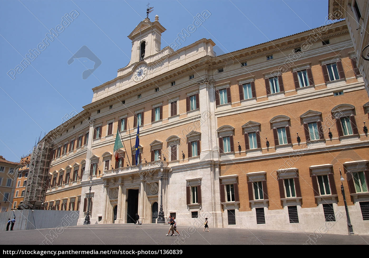 parliament, in, rome - 1360839