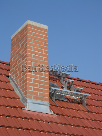 roof, covering, architecture, chimney - 1360653