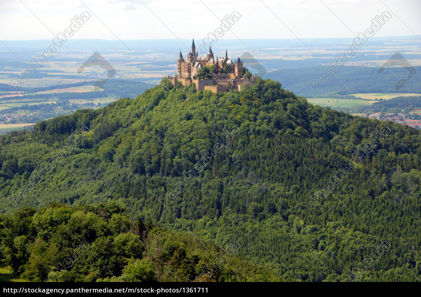 castle, hohenzollern - 1361711