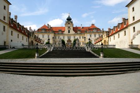castle, valtice - 1361819