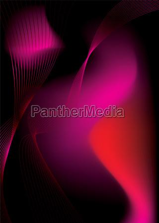 red, blur - 1361635