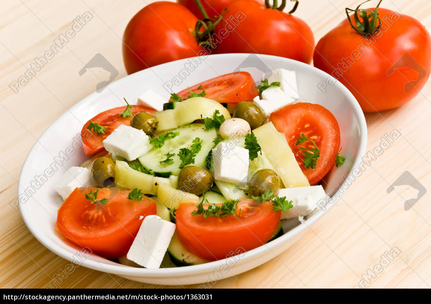 greek, salad - 1363031