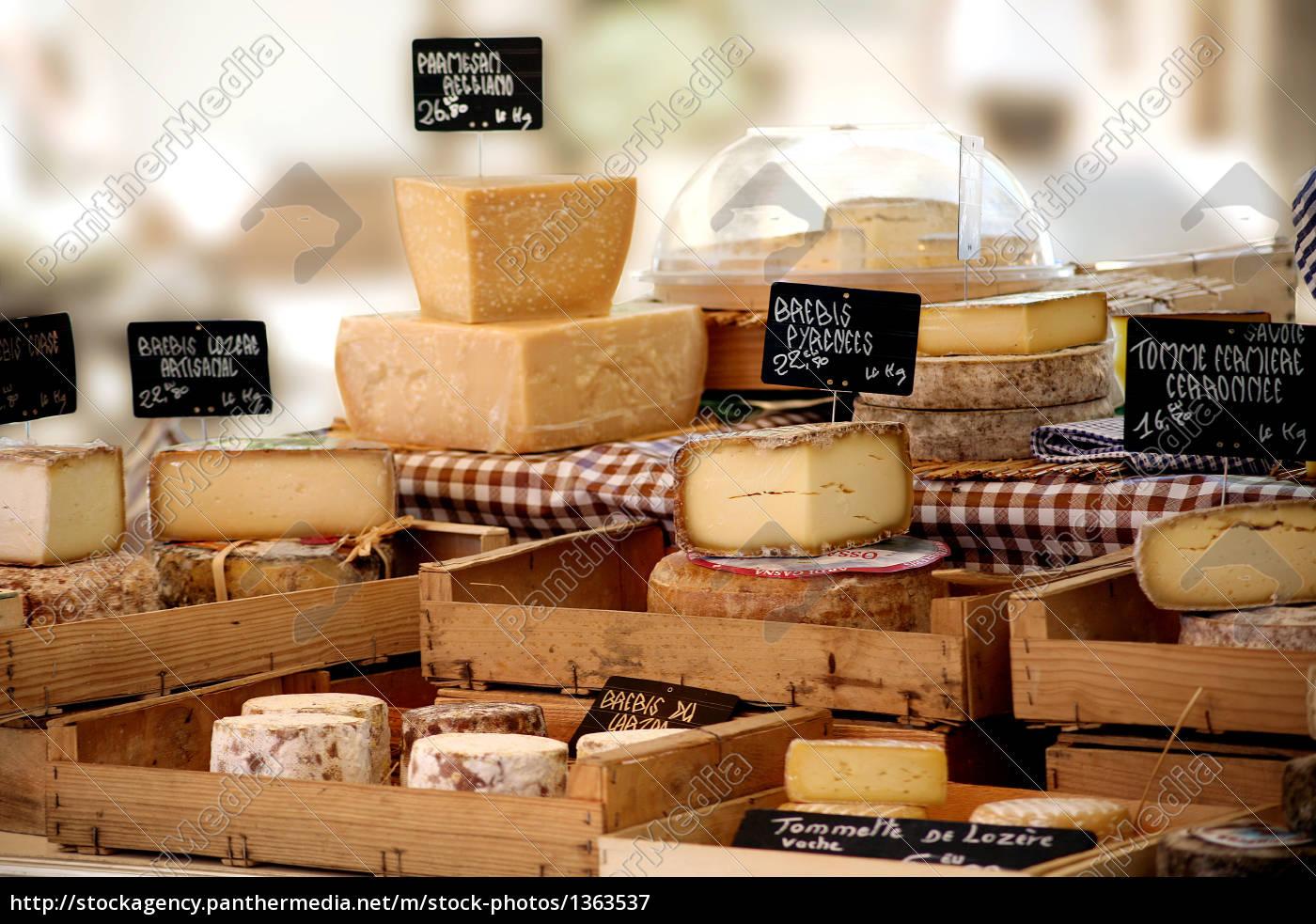 fromage, du, marche - 1363537