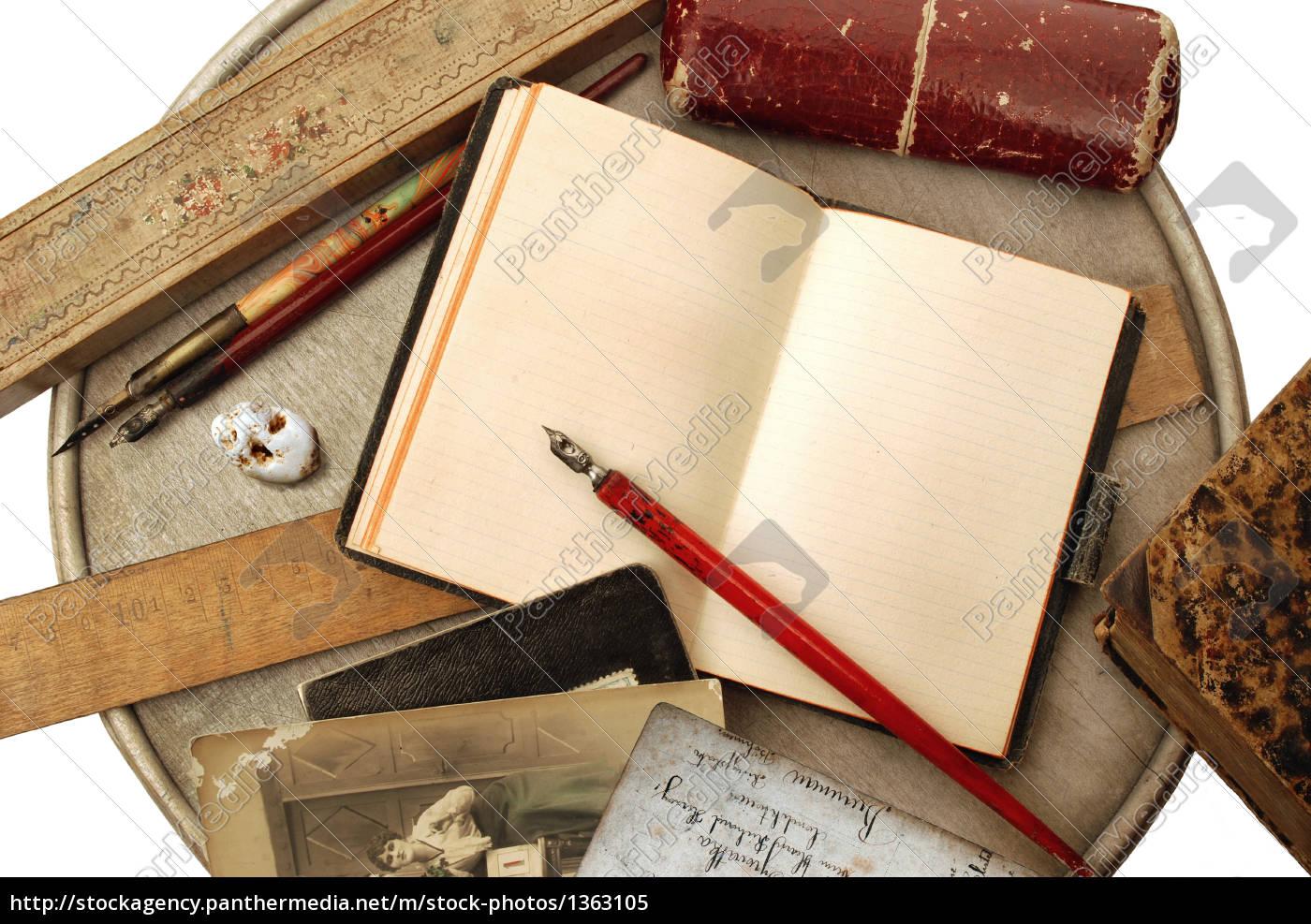 old, writing, arrangement - 1363105